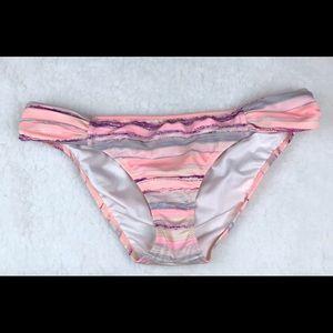 Victoria's Secret Knockout Bikini Bottom Sz S